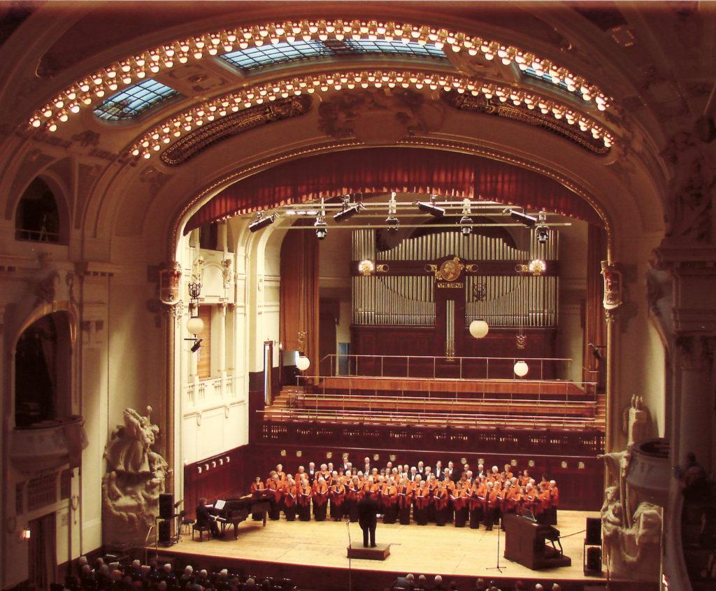 concertreis Praag